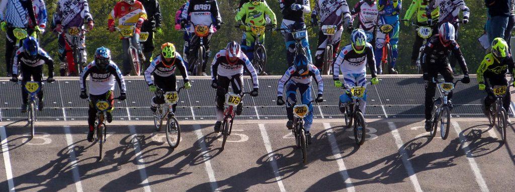 Compétitons Bmx Race