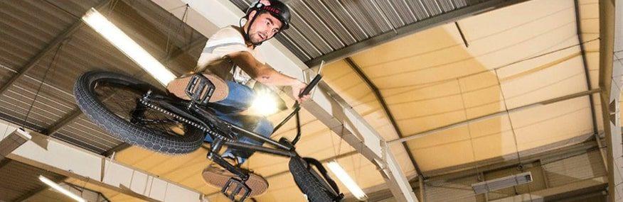 Bmx Roller Skate de Troyes BMX