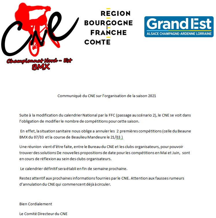 CNE 2021 BMX BRST